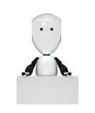 tom robot för bräde Royaltyfri Fotografi