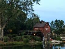Tom Sawyer Island an Disney-Welt, Orlando, FL Stockfotos