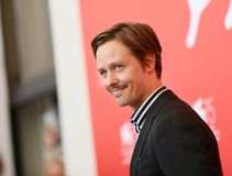 Tom Schilling attends `Werk Ohne Autor Royalty Free Stock Photo