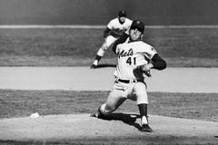 Tom Seaver, New York Mets Stockbilder