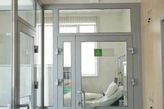 tom sjukhuslokal Royaltyfri Foto