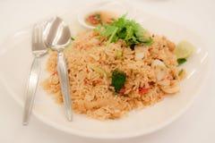 Tom Smażący Rice Yum. Fotografia Stock