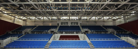 tom stadion Royaltyfri Fotografi