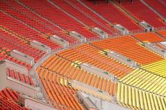 tom stadion Arkivfoto