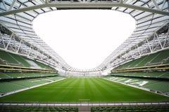 tom stadion för aviva Royaltyfri Fotografi