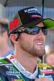 Tom Sykes-Pilot von Superbikes SBK Stockfoto