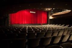 tom teater Royaltyfria Bilder