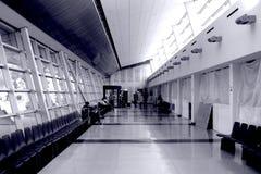 tom terminal Fotografering för Bildbyråer