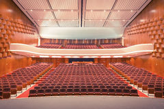 tom theatre Royaltyfria Bilder