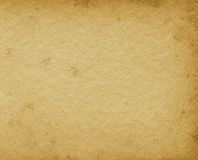 Tom tom bakgrund för sida för album för Grungetappningfoto texturerad, gammal åldrig nedfläckad textur, horisontalportfölj i beig Fotografering för Bildbyråer