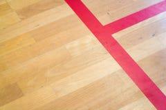 Tom tonad bild för squashdomstol färg fotografering för bildbyråer