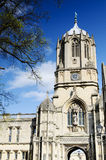 Tom Tower of Christ Church, Oxford University Royalty Free Stock Images