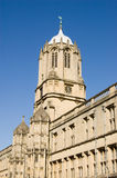 Tom Tower, Oxford Royalty Free Stock Photos