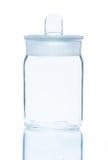 Tom vägande flaska Royaltyfri Fotografi