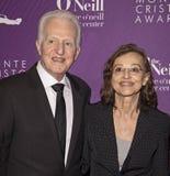 Tom Viertel på den 19th årliga Monte Cristo Award royaltyfria bilder