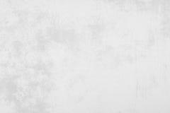 Tom vit bakgrund för textur för grungecementvägg, baner som är inter- Royaltyfria Foton
