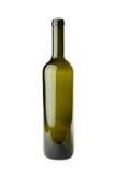 tom wine för flaska Royaltyfri Bild