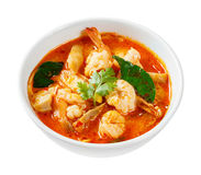 Tom yam koong Stock Images