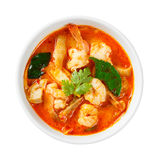 Tom yam koong Royalty Free Stock Photos