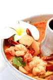 Tom Yam Kung Royalty Free Stock Photos