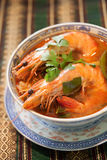 Tom Yam Kung Images libres de droits