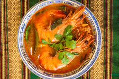 Tom Yam Kung Royalty Free Stock Image