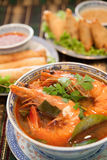 Tom Yam Kung Royalty Free Stock Images