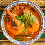 Tom Yam Kung Stock Photography
