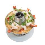 Tom Yam Kung (Thai cuisine) Stock Image