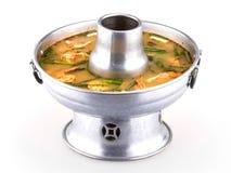 Tom yam kung Thai food Royalty Free Stock Photography
