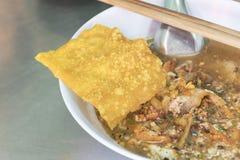Tom Yam Noodle Imagem de Stock Royalty Free