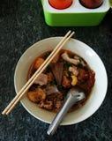 Tom Yam Noodle fotos de stock