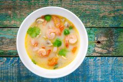 Tom Yam soup Stock Photography