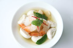 Tom yum Royalty Free Stock Images