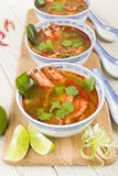 Tom Yum Goong Royalty Free Stock Photos