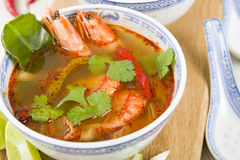 Tom Yum Goong Royalty Free Stock Image