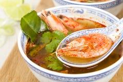 Tom Yum Goong Royalty Free Stock Image