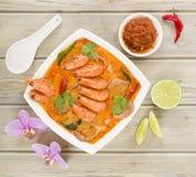 Tom Yum Goong Stock Image