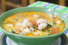 Tom-yum goong Stockfotos