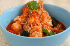 Tom yum koong Royalty Free Stock Photo