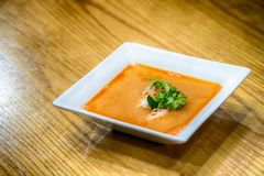 Tom Yum Kroong Soup Royaltyfria Bilder