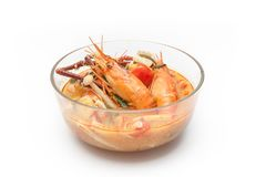 Tom Yum Kung, foto de stock