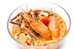 Tom Yum Kung, fotos de stock royalty free