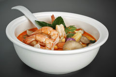 Tom Yum Kung Royalty Free Stock Photography