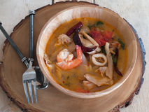 Tom Yum Kung Stock Photos