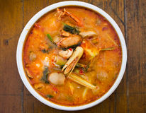 Tom Yum Kung Stock Image