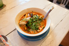 Tom Yum kung Stock Photography