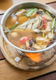 Tom yum Pla Royalty Free Stock Image