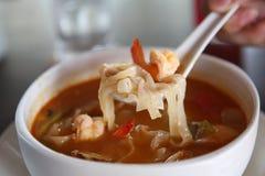 Tom Yum soup Royalty Free Stock Image