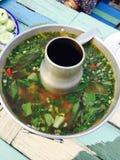 Tom Yum Soup Arkivfoton